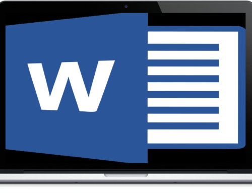 How can Microsoft Word help with business processes?